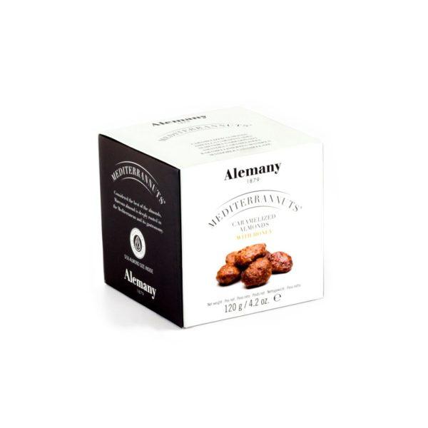 Marcona mandler karamelliserte